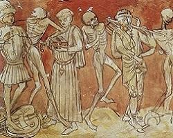 Danse macabre najmodniejszy taniec p nego redniowiecza for Chaise dieu danse macabre