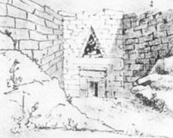 Rysunki Juliusza Słowackiego Grób Agememnona Biografia